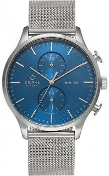 Obaku Denmark V196GUCLMC - zegarek męski