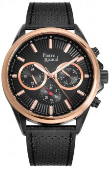 Pierre Ricaud P60030.K214QF - zegarek męski