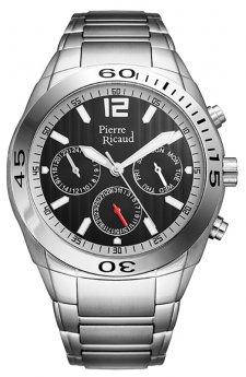 Pierre Ricaud P97018.5154QF - zegarek męski