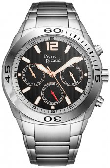 Pierre Ricaud P97018.51R4QF - zegarek męski