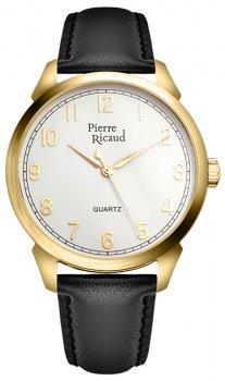 Pierre Ricaud P97228.1213Q - zegarek męski