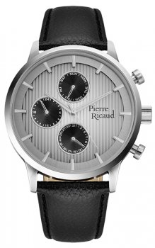 Zegarek męski Pierre Ricaud P97230.5217QF
