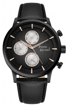 Pierre Ricaud P97230.B2R4QF - zegarek męski