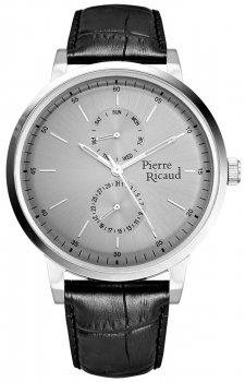 Zegarek męski Pierre Ricaud P97256.5217QF