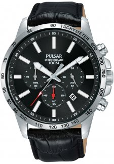 Pulsar PT3A01X1 - zegarek męski