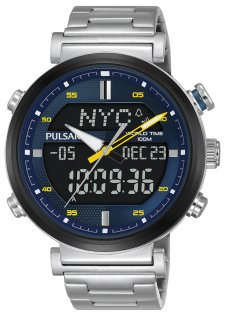 Pulsar PZ4049X1 - zegarek męski