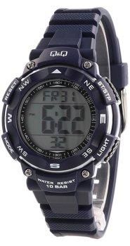 QQ M149-009 - zegarek dla chłopca
