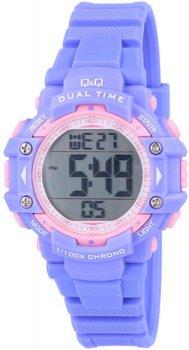 QQ M180-804 - zegarek dla dziewczynki