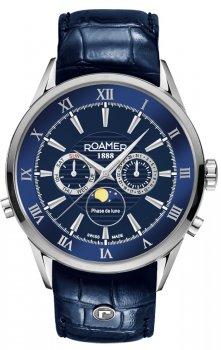 Roamer 508821 41 43 05 - zegarek męski