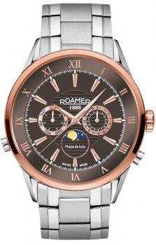 Roamer 508821 47 53 50 - zegarek męski