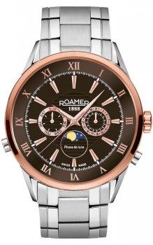 Roamer 508821 47 63 50 - zegarek męski
