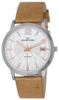 Rubicon RNCE21DMSZ03BX - zegarek męski