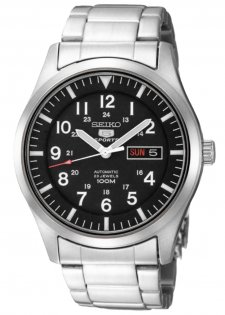 Seiko SNZG13K1-POWYSTAWOWY - zegarek męski