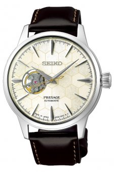 Zegarek zegarek męski Seiko SSA409J1