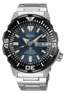 Seiko SRPE09K1 - zegarek męski