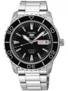 Seiko SNZH55K1 - zegarek męski