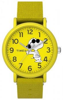 Zegarek dla chłopca Timex TW2T65900