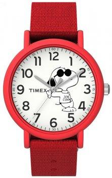 Zegarek dla chłopca Timex TW2T66000
