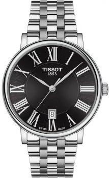 Zegarek męski Tissot T122.410.11.053.00