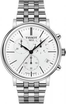 Zegarek męski Tissot T122.417.11.011.00