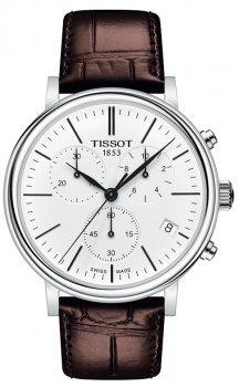 Zegarek męski Tissot T122.417.16.011.00