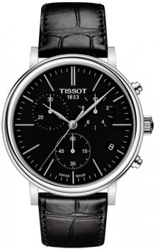 Zegarek męski Tissot T122.417.16.051.00