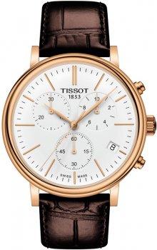 Zegarek męski Tissot T122.417.36.011.00