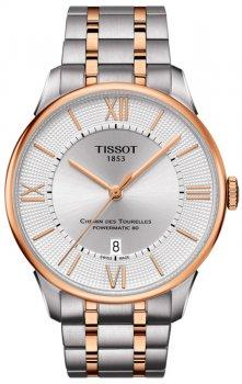 Zegarek zegarek męski Tissot T099.407.22.038.02