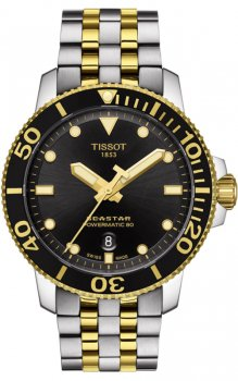 Zegarek męski Tissot T120.407.22.051.00