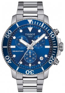 Tissot T120.417.11.041.00 - zegarek męski