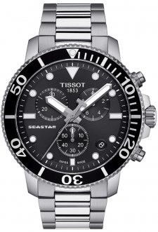 Tissot T120.417.11.051.00 - zegarek męski