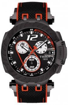 Tissot T115.417.37.057.01-POWYSTAWOWY - zegarek męski