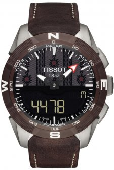 Tissot T110.420.46.051.00 - zegarek męski