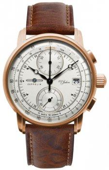 Zeppelin 8672-1 - zegarek męski