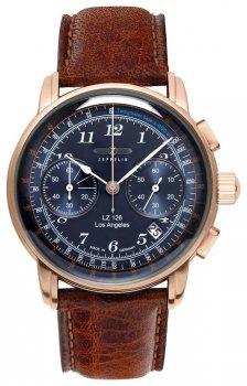 Zeppelin 7616-3 - zegarek męski