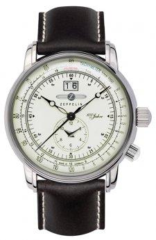 Zeppelin 8640-3 - zegarek męski