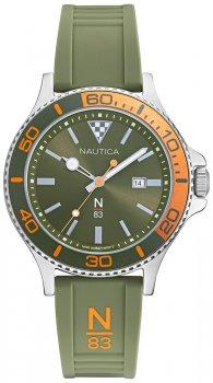 Zegarek męski Nautica NAPABS023