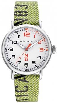 Zegarek męski Nautica NAPLSS005