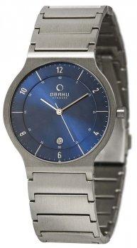 Obaku Denmark V133GCLSC1 - zegarek męski