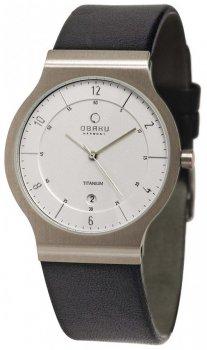 Obaku Denmark V133GTIRB - zegarek męski