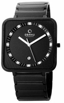 Obaku Denmark V139GBBSB - zegarek męski