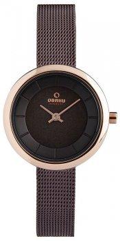 Obaku Denmark V146LVNMN - zegarek damski