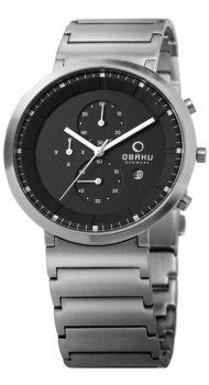 Obaku Denmark V147GCBSC1 - zegarek męski