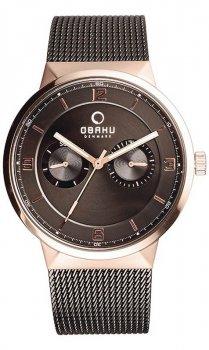 Obaku Denmark V170GMVBMB - zegarek męski