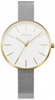 Obaku Denmark V211LXGIMC1 - zegarek damski