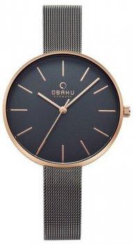 Zegarek damski Obaku Denmark V211LXVJMJ