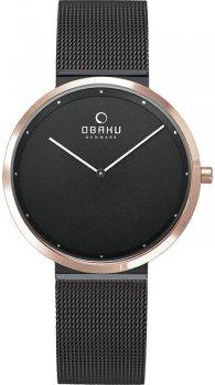 Obaku Denmark V230LXMBMB - zegarek damski