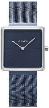 Obaku Denmark V236LXHLML - zegarek damski