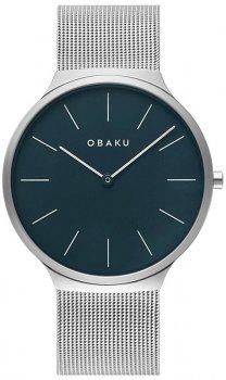 Obaku Denmark V240GXCLMC - zegarek męski