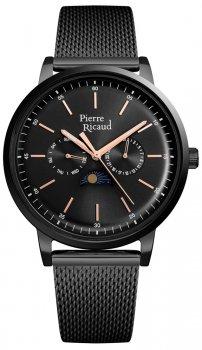 Pierre Ricaud P97258.B1R4QF - zegarek męski